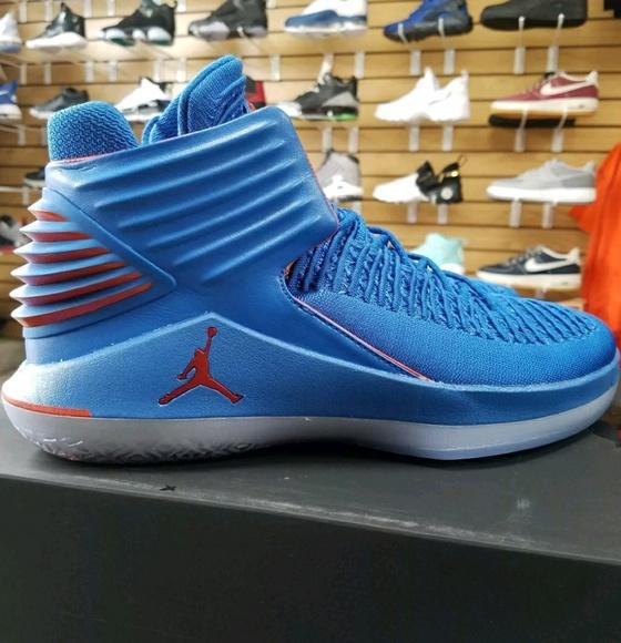c129d0068f5deb Men Jordan XXXII 32 AA1253-400 Westbrook Sneakers
